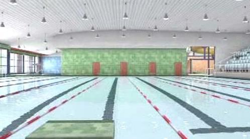 Studie karlovarského plaveckého bazénu