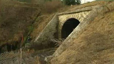 Tunel v Mostech u Jablunkova