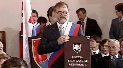 Slovenská ústava
