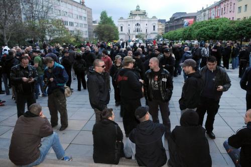 Ústecký pochod extremistů