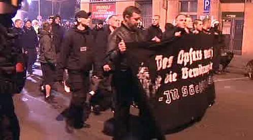 Pochod extremistů