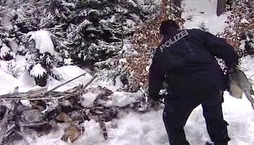Německá policie vyšetřuje havárii cessny