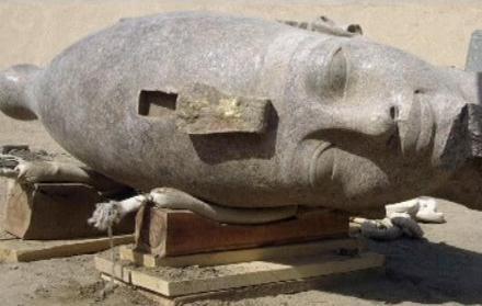 Hlava Amenhotepa III.