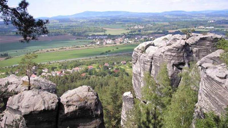 Krajina Českého ráje