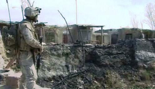 Boje o afghánský Mardžáh