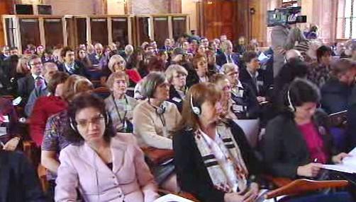 Konference o zločinech komunismu
