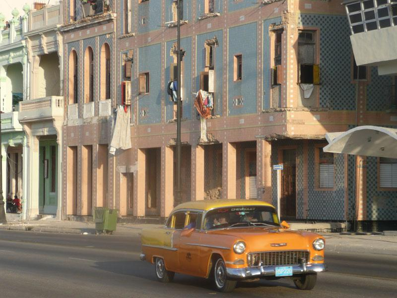 Kubánská ulice