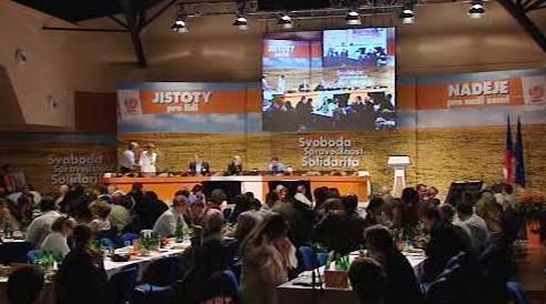Programová konference ČSSD