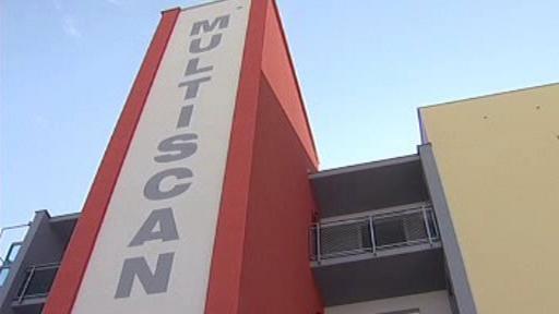 Onkologické oddělení firmy Multiscan