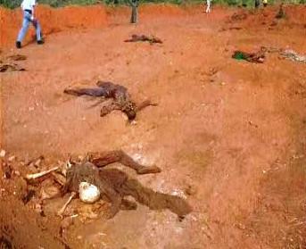 Oběti genocidy