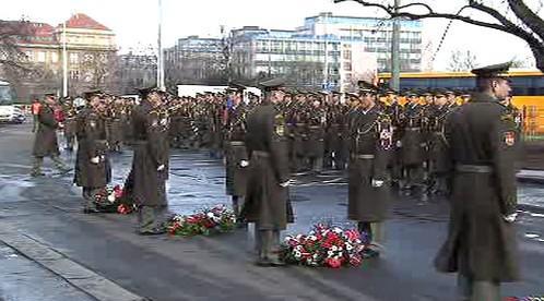 Vzpomínka na komunistický převrat v únoru 1948