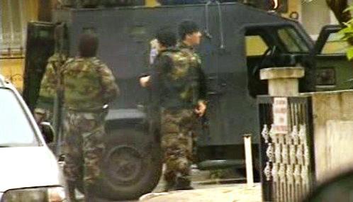 Turecká zásahová jednotka
