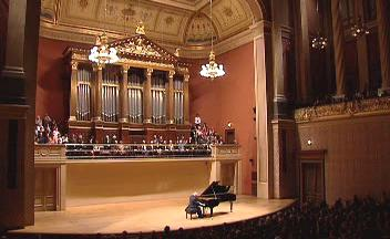 Koncert Daniela Barenboima