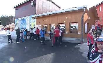Skiareál Lipno – Kramolín