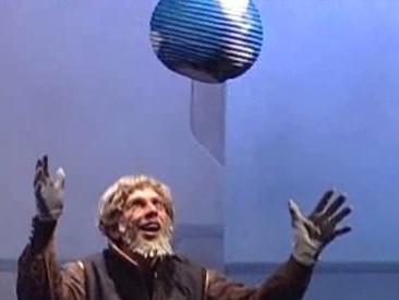 2521 / divadelní sci-fi