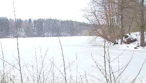 Rybník Hadačka na Plzeňsku