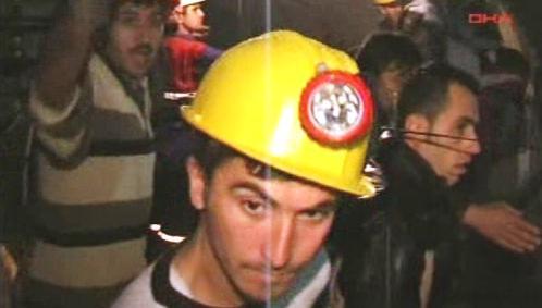 Turečtí horníci