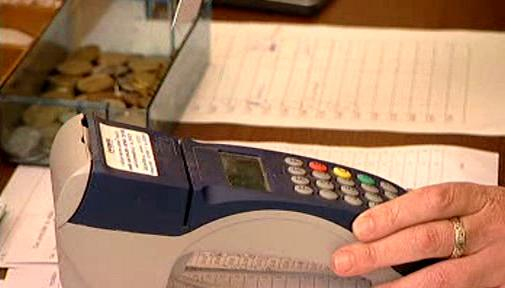 Úhrada nákupu platební kartou