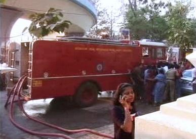 Indičtí hasiči