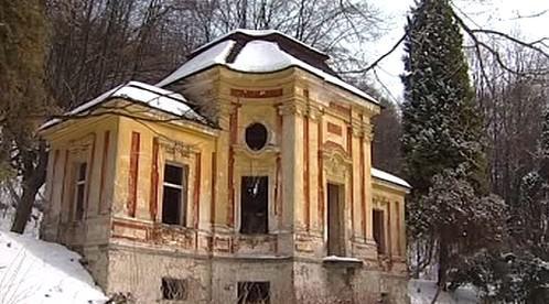 Pavilon u Lovosic