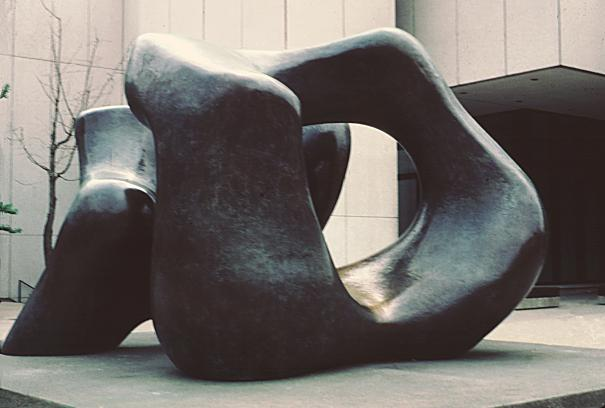 Henry Moore - dílo