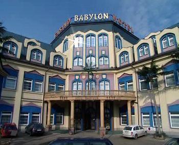 Hotel Babylon v LIberci