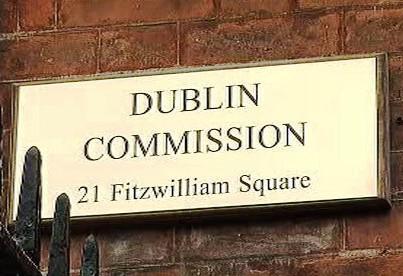 Irská komise