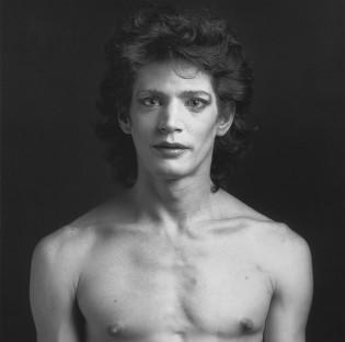 Robert Mapplethorpe: Autoportrét