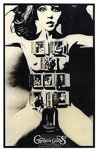 Chelsea Girls / poster