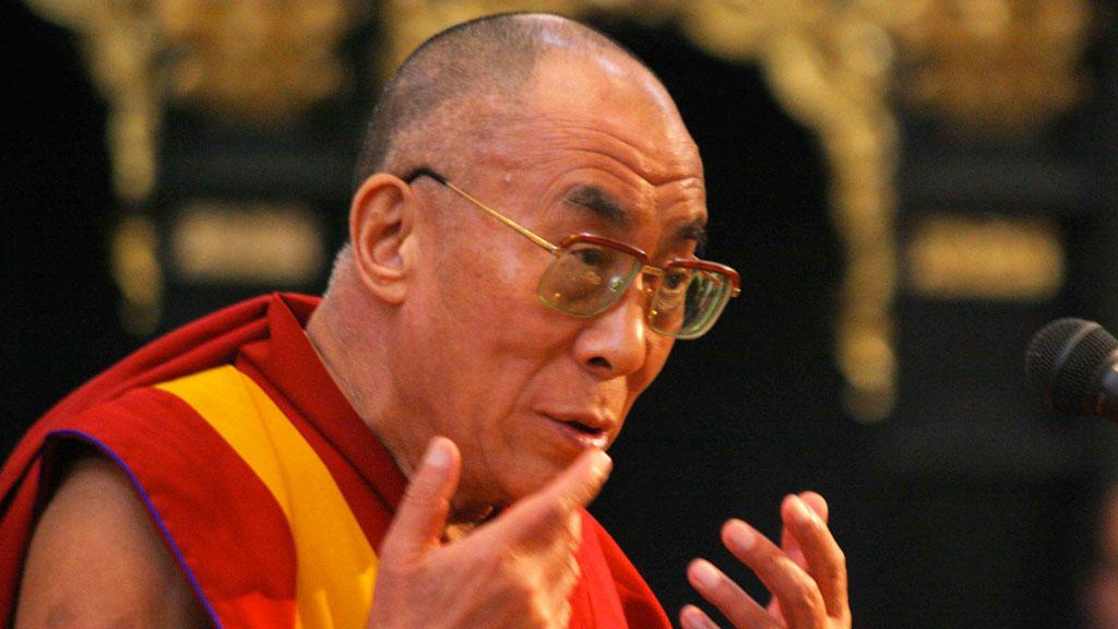 Jeho Svatost dalajláma