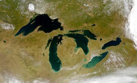 Velká jezera