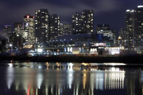 Vancouver - dějiště OH