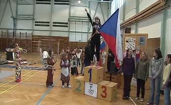 Olympiáda v Loučovicích