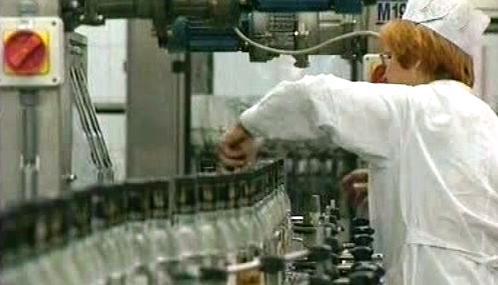 Výroba vodky v Rusku