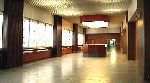 Budova redakce bývalého Rudého práva