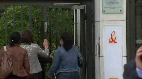 Zaměstnanci France Télécom