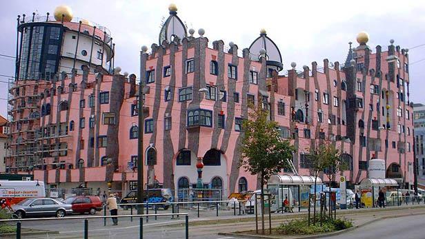 F. Hundertwasser / Magdeburg
