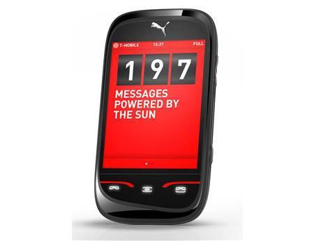 Mobil značky Puma