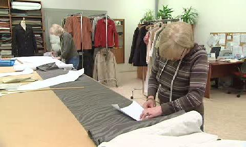 Výroba textilu