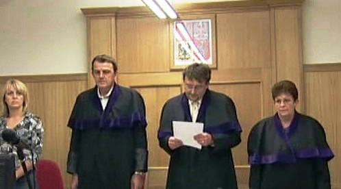 Soud s Vladanem Simandlem