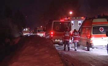 Pomoc českých hasičů