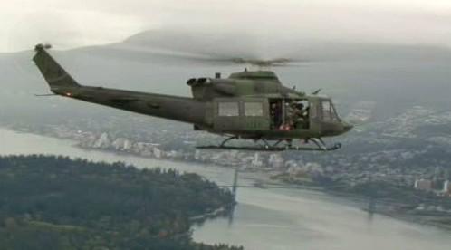 Bezpečnost ve Vancouveru zajišťuje i armáda
