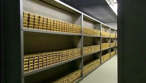 Uložené zlato