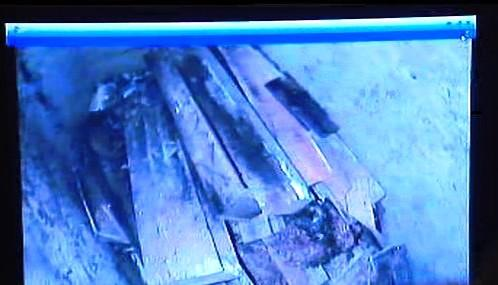 Rakve v kryptě kostela sv. Haštala