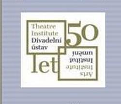 Divadelní ústav / logo k výročí