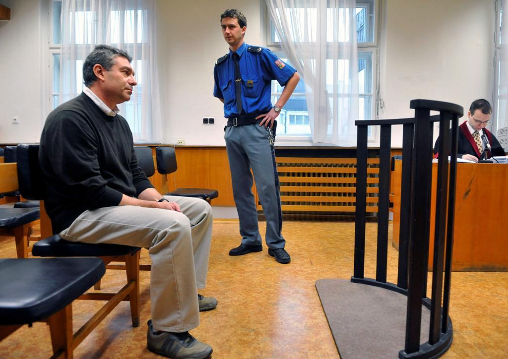 Andrej Monakov před soudem