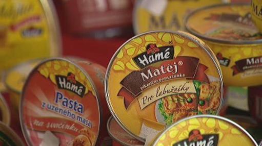 Výrobky Hamé