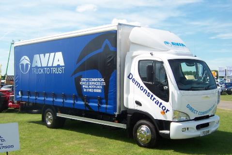 Nákladní automobil Avia