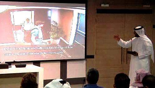 V Dubaji představili záběry kamer z vraždy Mabhúha
