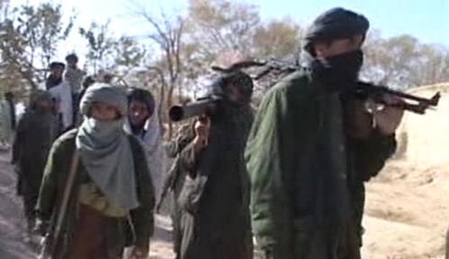 Stoupenci Talibanu